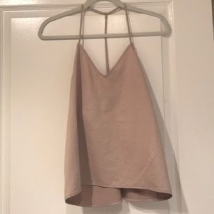 Silky Nude Top from Leith